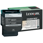 Lexmark C540A1KG Toner noir return program