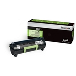Lexmark 60F200E - 602E Kit toner noir return program corporate