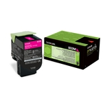 Lexmark 802M - 80C20M0 Toner magenta return program