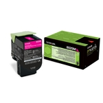 Lexmark 802SM - 80C2SM0 Toner magenta return program