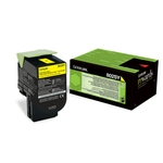 Lexmark 802SY - 80C2SY0 Toner jaune return program