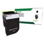 Lexmark 71B20K0 Kit toner noir return program